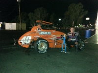 Dylan Noble Wins at Madera.