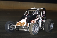"Chris Windom won Saturday's ""Ted Horn 100"" at Du Quoin and now stands just ten points behind Kody Swanson in the series standings heading into the season finale at Eldora."
