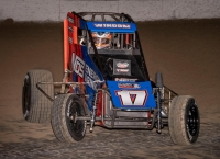 "Two-time USAC National champion Chris Windom has entered for Saturday's ""Shamrock Classic."""