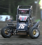 PIERSON'S USAC DMA MIDGET WIN STREAK REACHES 9 AT BEAR RIDGE!