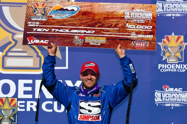 SANTOS SAVORS VICTORY IN SILVER CROWN RETURN TO PHOENIX