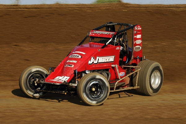 WEST COAST 360s RESUME AT HANFORD SATURDAY