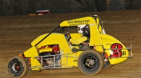 Tommy Bigelow - 8th in USAC Midwest Thunder Midget points.