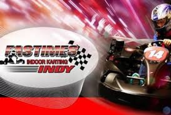 "KT AIMS FOR ""FUN AT FASTIMES"" TRIPLE SATURDAY IN INDY"