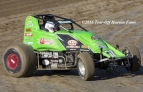 AMSOIL USAC/CRA SPRINT CAR POINT CHASE HEATS UP AT THE PAS!