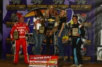 "CLAUSON LAST-LAP HONDA NATIONAL MIDGET ""WESTERN WORLD"" WINNER; BELL CLINCHES NATIONAL DIRT CHAMPIONSHIP"
