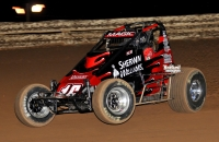 Mike Martin won Saturday at Peoria.