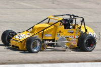 Kody Swanson recorded the fastest lap in Friday's USAC Silver Crown practice at Memphis International Raceway. The Memphis 100 starts this Saturday at 2:20pm.