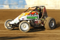 "BACON STEALS ""HURTUBISE CLASSIC"" ON LAST LAP FOR FIRST TERRE HAUTE WIN"
