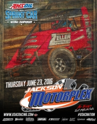 THURSDAY'S JACKSON USAC SPRINT RACE TO BE STREAMED LIVE ON SPEEDSHIFT TV