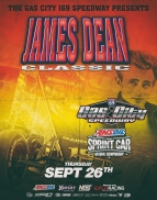 EVENT INFO: GAS CITY JAMES DEAN CLASSIC - 9/26/2019