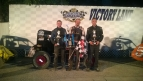PIERSON WINS TRIPLE CROWN #2 AT ALBANY-SARATOGA