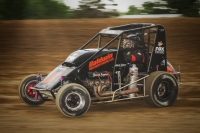#5 Tyler Courtney and the Baldwin Brothers are expected to field a midget in this Saturday's USAC Indiana Midget Championship event at Daugherty Speedway in Boswell, Indiana.