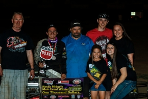 Michael Faccinto wins at Tulare.