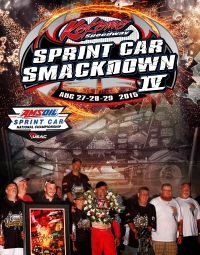 4 NIGHTS OF SPRINT RACING AT KOKOMO SPEEDWAY!!