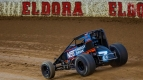 #7BC Tyler Courtney goes for his fourth consecutive USAC AMSOIL National Sprint Car feature win at Eldora Speedway this Saturday night, something which has never been accomplished.