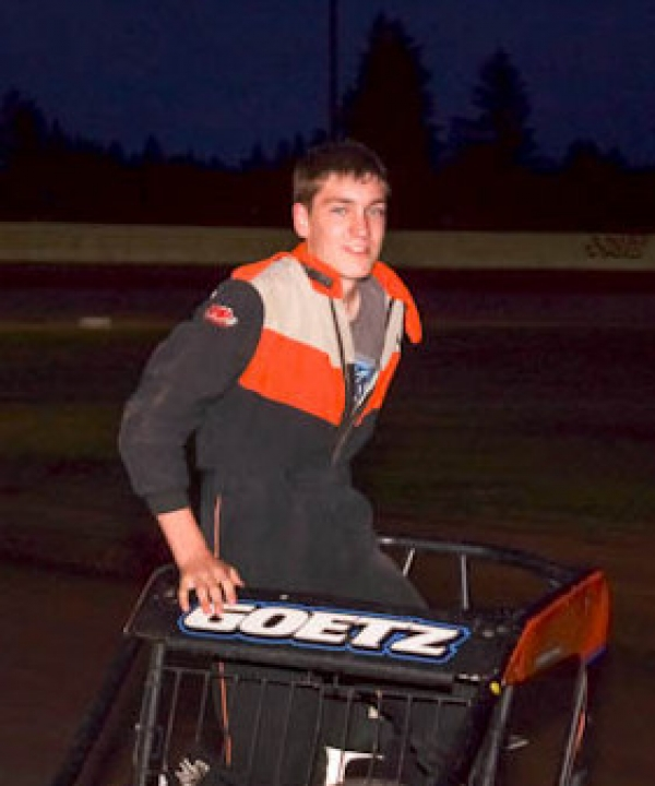 Chase Goetz scores his 5th Washington Ignite victory of 2013.