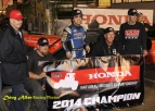 BELL WINS 74TH