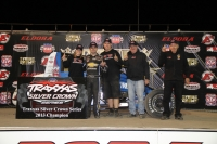 EAST'S BACK-TO-BACK SILVER CROWN TITLE INCLUDES STEWART/CURB OWNER'S CHAMPIONSHIP