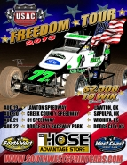 "SW SPRINTS GEARING UP FOR ""FREEDOM TOUR"""