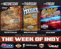 USAC WEEK OF INDY SUPERTICKETS NOW ON SALE