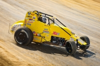 "Jerry Coons, Jr. will be behind the wheel of Gene Nolen's famed No. 20 for the ""Hoosier Hundred"" on Thursday, May 24 at the Indiana State Fairgrounds in Indianapolis."