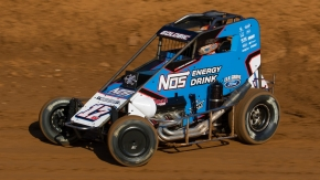 Shane Golobic has won in both a midget and sprint car at Placerville Speedway, wining most recently with the World of Outlaws NOS Energy Drink Sprint Cars in September.  He also was a victor with the USAC Western States Midgets at Placerville in 2013 and 2017.