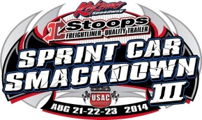 "SPONSOR, PRIZE LISTS GROW FOR ""SPRINT CAR SMACKDOWN III"""