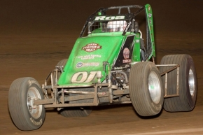 #91R Brody Roa – 4th in AMSOIL USAC/CRA point standings.