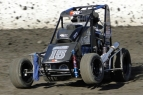 David Prickett is among Honda USAC Western Midget point leaders.