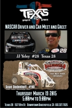 "YELEY ""MEET AND GREET"" THURSDAY IN BAKERSFIELD"