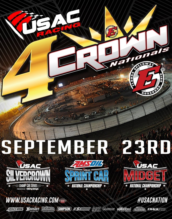 ELDORA 4-CROWN NATIONALS RULES SPECIFICATIONS