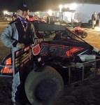 "ELLIOTT GRABS ""JIM EVETT MEMORIAL"" MIDGET FEATURE AT HANFORD"