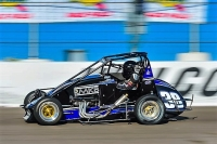 USAC HPD overall point leader Jesse Love IV