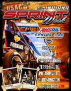 "RAIN INTERRUPTS LAWRENCEBURG'S ""SPRINT WEEK"""