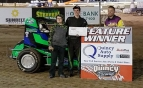 McDERMAND WINS IMRA OPENER AT QUINCY