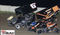 USAC MICROS ANNOUNCE PARTNERSHIP WITH CORY KRUSEMAN'S SPRINT CAR AND MIDGET DRIVING SCHOOL