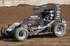 CHAD BOAT SHINES IN VENTURA USAC WESTERN MIDGET FEATURE