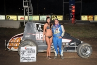 WINDOM FINISHES THE DEAL, WINS BELLEVILLE SILVER CROWN