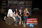 "ROSSI REPRESENTS ARIZONA WITH DOMINANT ""WESTERN WORLD"" SPRINT CAR WIN"