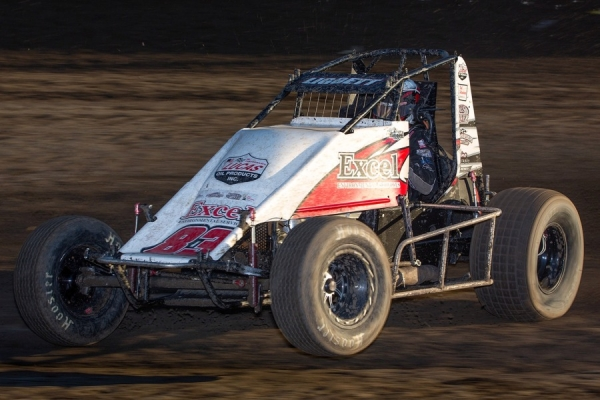 #83 Austin Liggett – March 25th Hanford Winner.