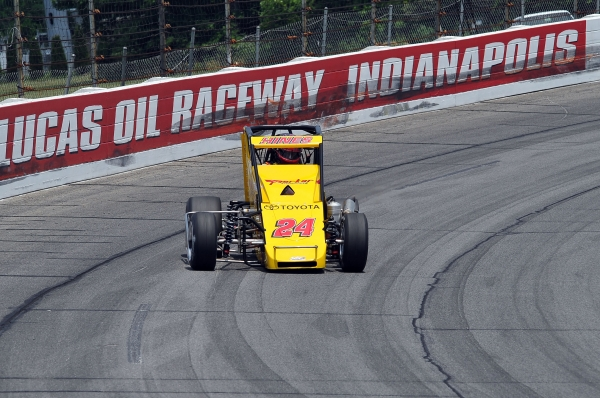 "68th ""NIGHT BEFORE THE 500"" MIDGETS SATURDAY"