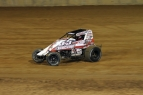 Logan Jarrett, USAC's newest Sprint feature winner