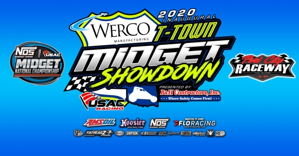 USAC RACING RETURNS WITH NOS ENERGY DRINK NATIONAL MIDGETS MAY 22-23 AT PORT CITY!