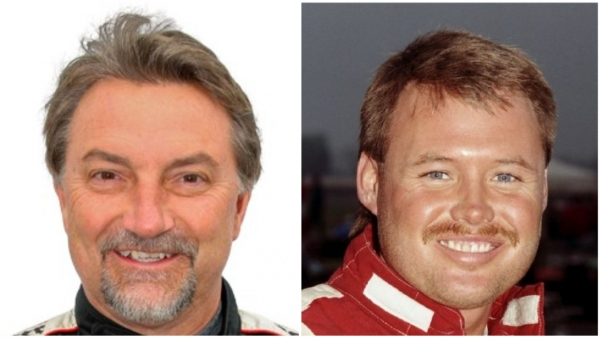 National Sprint Car Hall of Fame Class of 2016: Dave Darland (Left) and Tony Elliott (Right)