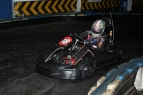"Kevin Thomas pictured during Saturday's ""Fun at Fastimes"" karting enduro."