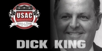 DICK KING: USAC HALL OF FAME CLASS OF 2016