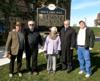 IRMA PLAQUE HONORS USAC'S FIRST RACE