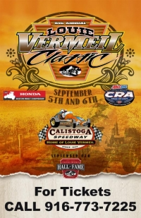 "8TH ""LOUIE VERMEIL CLASSIC"" AT CALISTOGA"