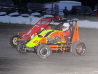 DMA MIDGETS RESUME SATURDAY AT BEAR RIDGE